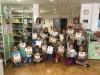 17. 9. 2018 - Začetek bralne značke v šolski knjižnici